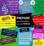 Preparação para o Mês de Ramadhán